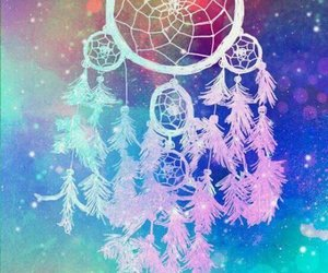 Dream, wallpaper, and dreamcatcher image
