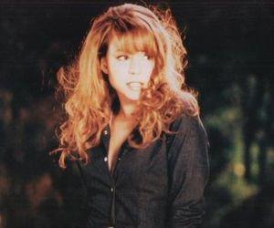 90s, honey, and Mariah Carey image