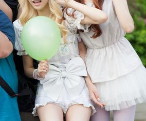 alice, yoonjo, and hello venus image