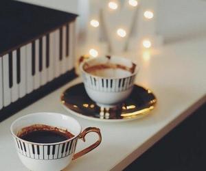 coffee and lights image