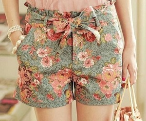 fashion, cute, and flowers image