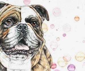 art, inspiration, and dog image