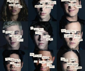 13 reasons why, 13rw, and thirteen reasons why image