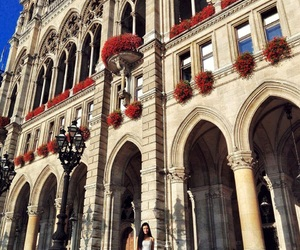 austria, wien, and travel image