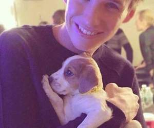 eddie, lovely, and puppy image