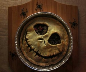 Halloween, food, and pie image