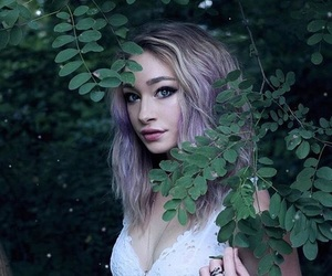 beauty, nature, and elf image