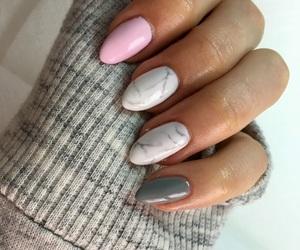 elegant, fashion, and nails image