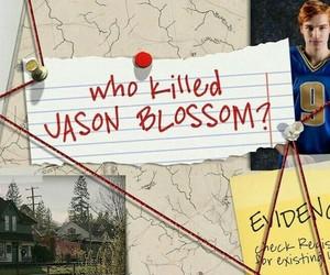 riverdale and jason blossom image
