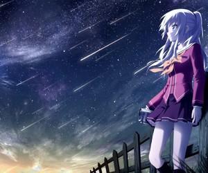 anime, charlotte, and anime girl image