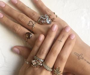 jewelry, diamonds, and rings image