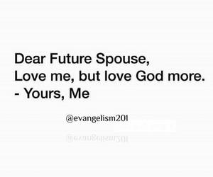amen, future, and god image