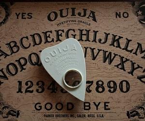 ouija board, ouija, and ghost image