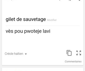 haiti, langue, and mdr image