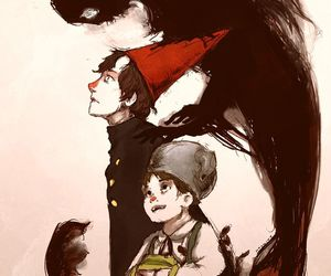 Greg, wirt, and over the garden wall image