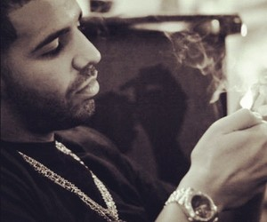 Drake, smoke, and fashion image