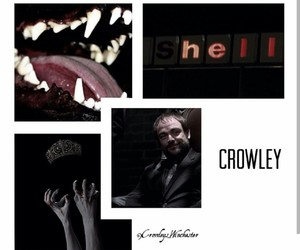 aesthetic, crowley, and edit image