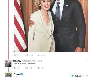 barack obama, funny, and president obama image