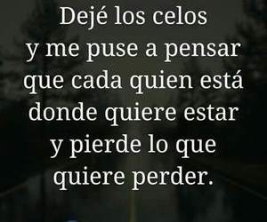 frases, celos, and perder image