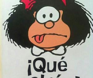 mafalda and estres image