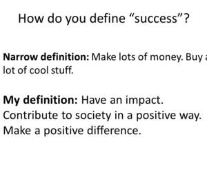 define, success, and text image
