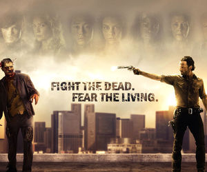 zombies and twd image
