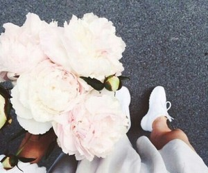 flower, free, and shoes image
