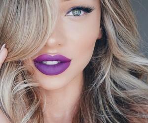 inspiration, makeup, and liza lash image
