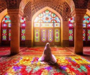 mosque, prayer, and salah image