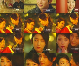 lee jun ki and iu image