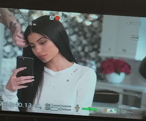 girl, jenner, and kylie jenner image