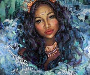 arte, color, and belleza image