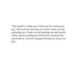 I Hate You Uploaded By Ebru On We Heart It