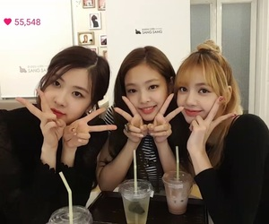 blink, korean, and kpop image