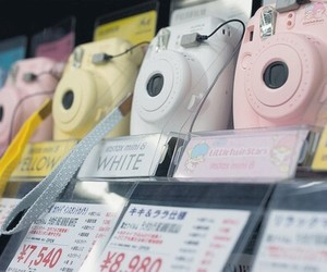 japan, camera, and kawaii image