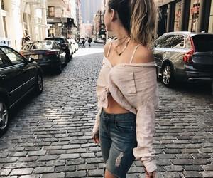 cars, city, and fashion image