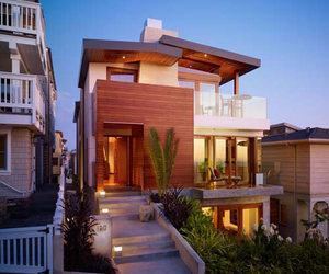 architecture, house, and design image