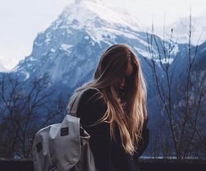 fashion and mountains image