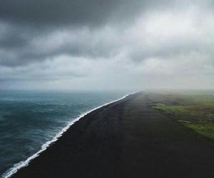 adventure, coast, and iceland image