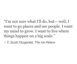 f. scott fitzgerald, mind, and people image
