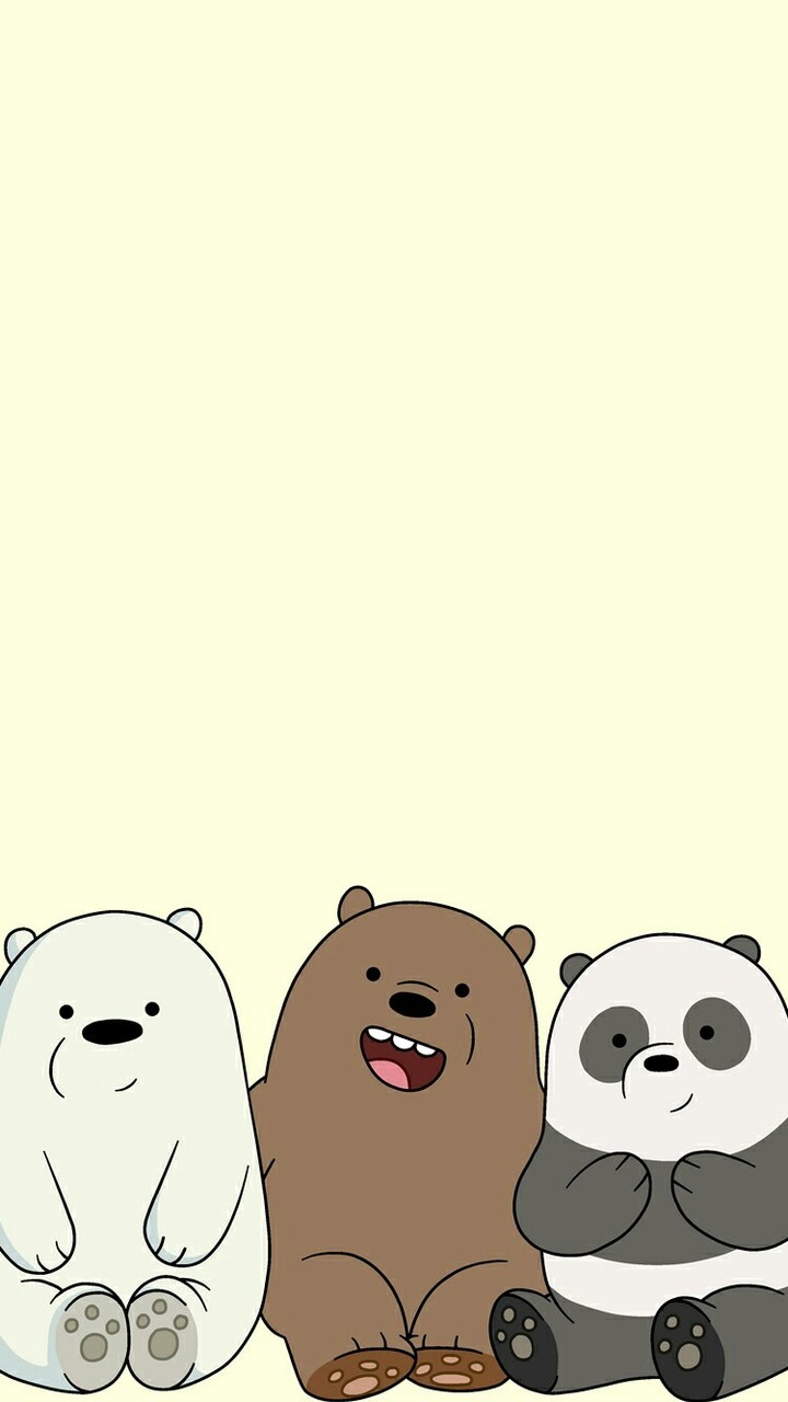 93 Images About We Bare Bears On We Heart It See More