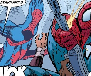 Marvel and peter parker image