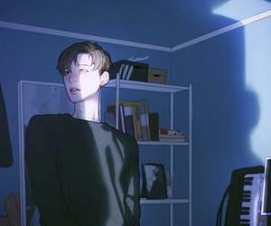 aesthetic, art, and boy image