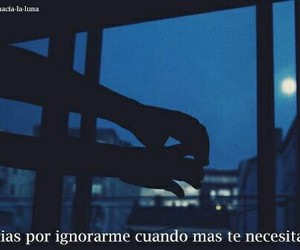 loneliness, frases, and grunge image