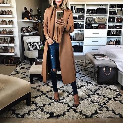 casaco, style, and look do dia image