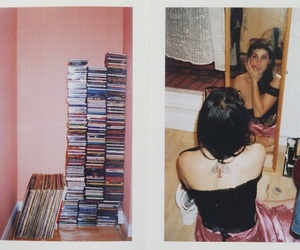 Amy Winehouse and aesthetic image