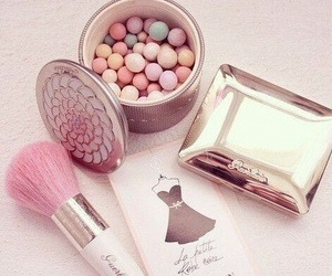 cosmetics, guerlain, and make up image