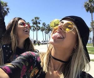 girl, brazilian, and california image