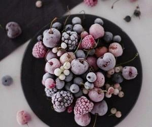 cherry, food, and organic image