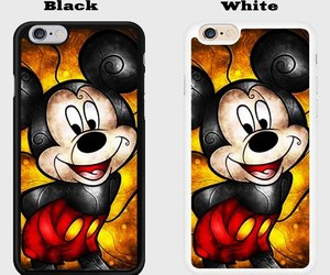 mickey mouse, popular, and iphone case image